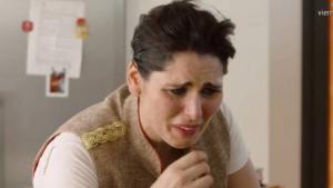 Rosa confesó su peor momento profesional durante la entrevista de Bertín Osborne.
