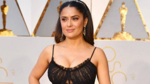 Salma Hayek fue nominada al Óscar por su interpretación en 'Frida'