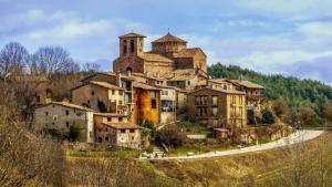 Sant Jaume de Frontanyà, Berguedà, un municipi de 30 habitants