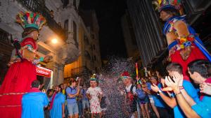 Sant Pere 2019: Les millors imatges de la Nit de fer l'Índiu!