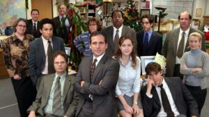 The Office al completo