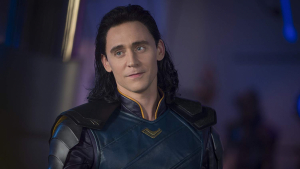 Tom Hiddleston en 'Thor Ragnarok'