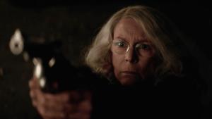 Una envejecida Laurie Strode (Jamie Lee Curtis) volverá a enfrentar al hombre del saco en 'La noche de Halloween 2' (2020)
