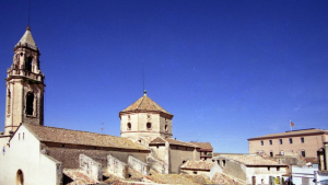 Una imatge d'arxiu de l'església de Sant Pere de Torredembarra.