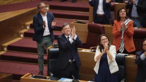 Ximo Puig, segona legislatura com a president dels valencians