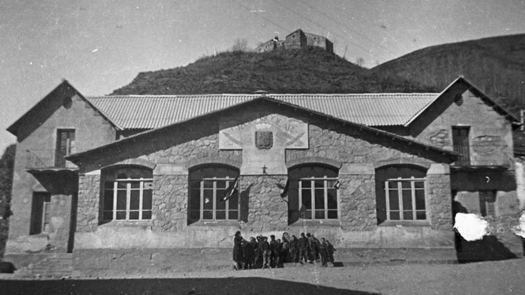 Escola de Vilallonga de Ter