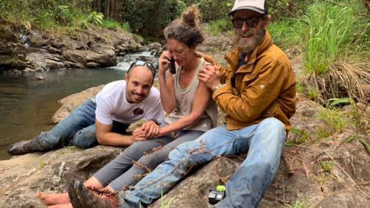 Amanda Eller i sels seus rescatadors