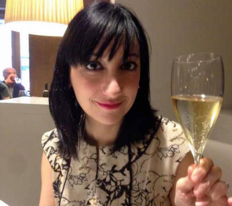 Judith Cercós, regenta el bistrot Les Poulettes Batignolles de París i el bar de vins Poussin