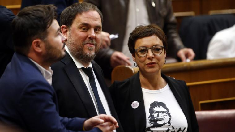 Junqueras podria recollir l'acta d'eurodiputat