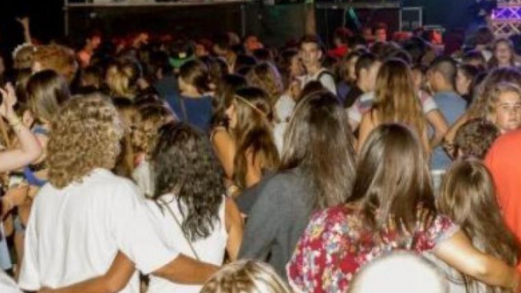 Las verbenas de Palma de Mallorca han dejado este fin de semana varios menores intoxicados por la ingesta de alcohol