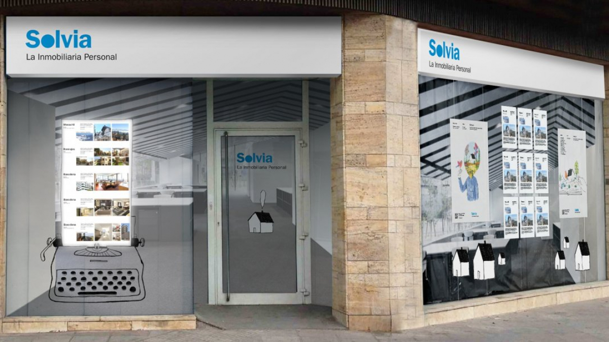 Agència Inmobiliària Solvia del Banc Sabadell