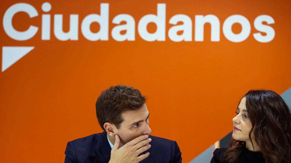 Albert Rivera i Arrimadas, criticats amb duresa per Arcadi Espada, fundador de C's