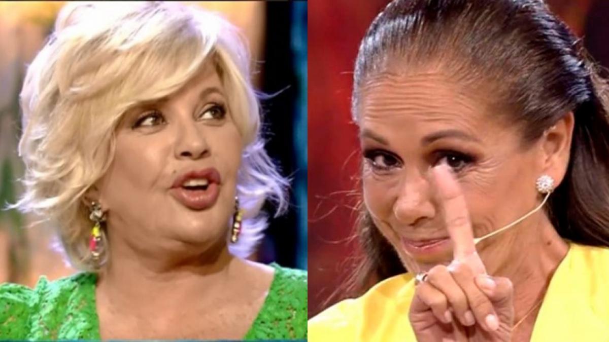 Bárbara Rey vuelve a criticar a Isabel Pantoja