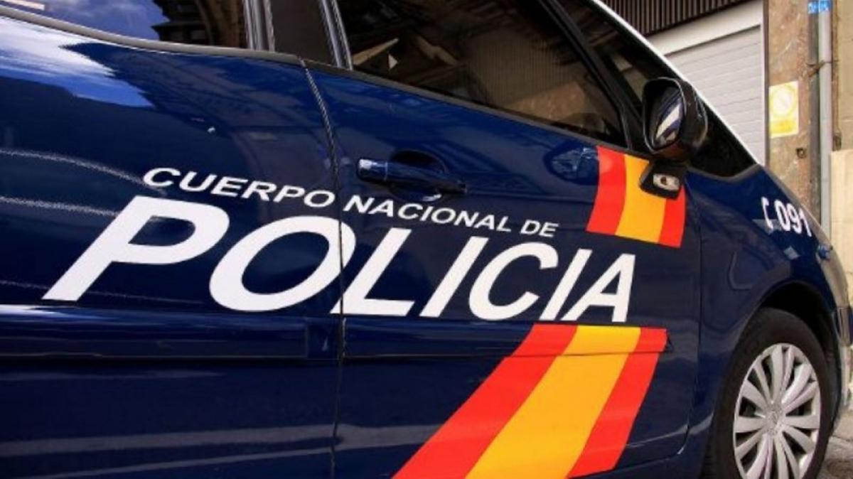 Cotxe de la Policia Nacional