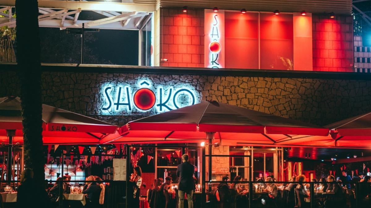 Dos detinguts per un tiroteig a la discoteca Shoko de Barcelona