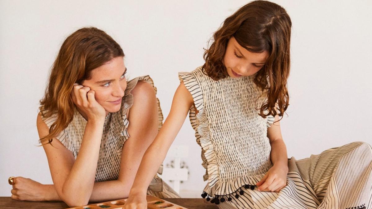 La colección 'Mini Me' destaca lo mejor de madre e hija