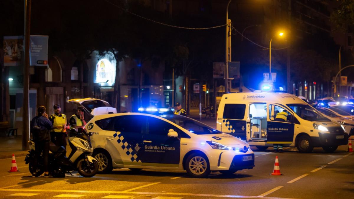 La Guàrdia Urbana de Barcelona ha incrementat els controls durant aquestes festes