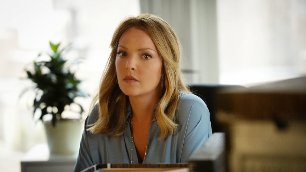 La protagonista de la nueva serie de Netflix 'Firefly Lane'