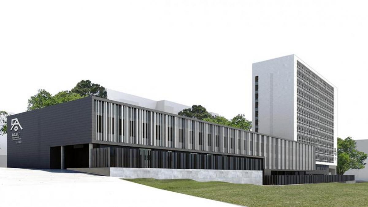 La residència Aleu inaugurarà al setembre i preveu tenir èxit els pròxims cursos