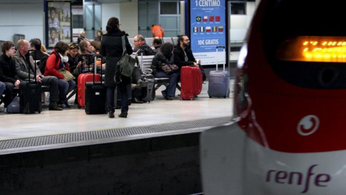 La vaga de Renfe del passat mes de juliol ja va aturar més de 15 trens a tot l'Estat