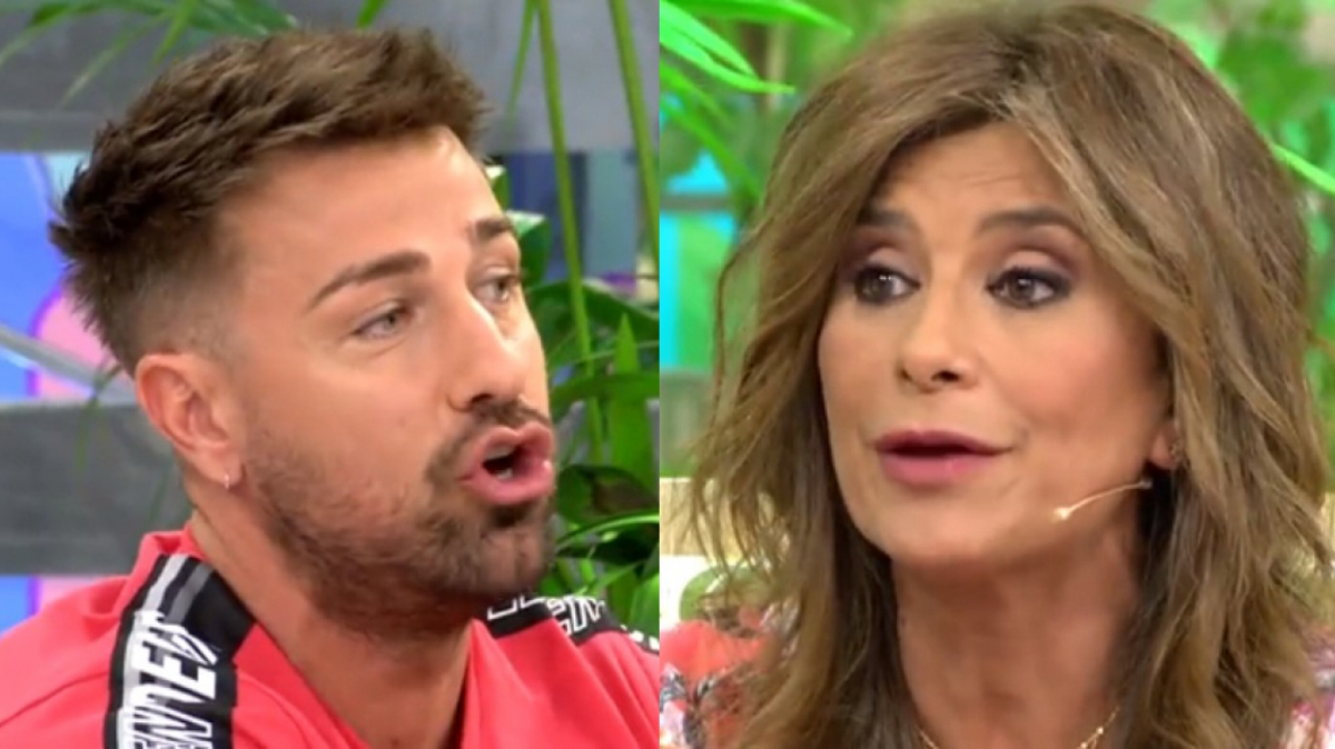 Rafa Mora y Gema López vuelven a discutir en plató