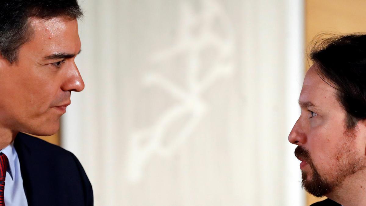 Sánchez s'aferra a Catalunya per a no governar en coalició amb Unides Podemos