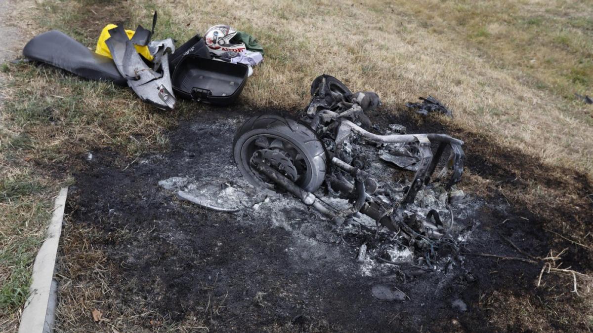 Un motorista ha perdut la vida en un accident aquest matí