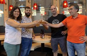 A la Mostra hi participaran cinc productors de cervesa artesana de les NP/36 TU/NM 23/07/19 comarques de la Conca de Barberà, l'Alt Camp i l'Urgell