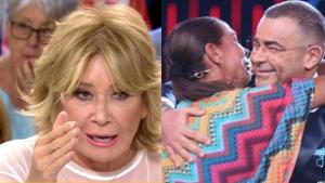 A Mila no le gustó la actitud de Jorge frete a Isabel Pantoja