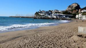 A Sitges moltes platges no tenen servei de socorrisme a la sorra