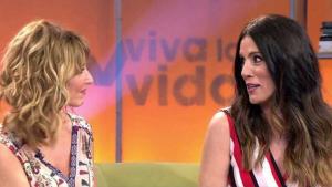 Alicia Senovilla acudió a 'Viva la Vida'