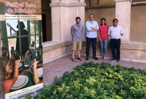Amb el festival, Alcover aposta per fer-se un espai en l'àmbit cultural del territori