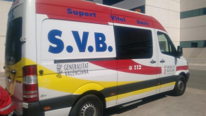 Ambulancia de la Comunidad Valenciana
