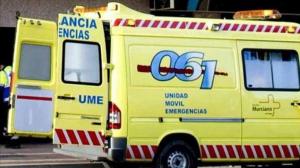 Ambulancia de Murcia