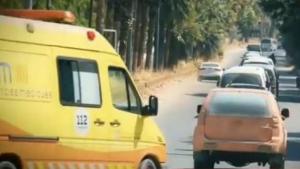 Ambulancia SEM Estat Islàmic