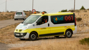 Ambulancia Teruel