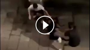 Assalten amb violència a un turista al barri Gòtic de Barcelona