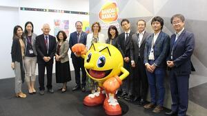Bandai Namco s'estableix a Barcelona