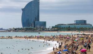 Barcelona tindrà un clima com el de Múrcia en 30 anys