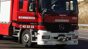Bomberos Segovia