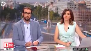 'Buenos días Madrid' metió la pata con la muerte del actor
