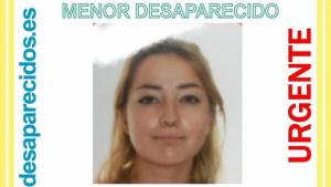 Buscan a Marta García, menor de 16 años desaparecida en Madrid