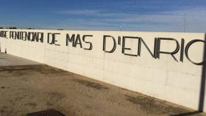 Centre Penitenciari de Mas d'Enric, al Catllar.