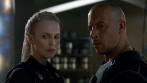 Charlize Theron junto a Vin Diesel en 'Fast & Furious 8', la sudafricana repetirá en la novena entrega