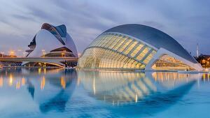 Ciutat de les Arts i les Ciències de Valencia