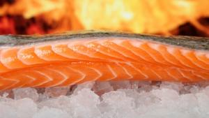 Cocinar bien o congelar los pescados mata al parásito anisakis.