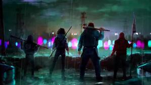 Concept Art del spin-off de 'The Walking Dead'.