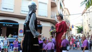 Creixell ja es prepara per la Festa Major de Sant Jaume.