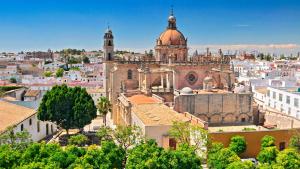 Cultura y tradiciones románticas en Jerez de la Frontera.