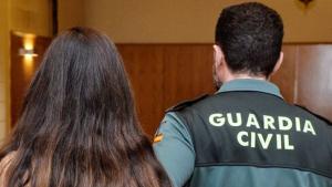 Davinia, mare de la nena de quatre anys violada i assassinada a Valladolid